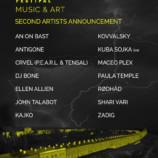 INSTYTUT FESTIVAL MUSIC & ART ogłasza kolejnych artystów!