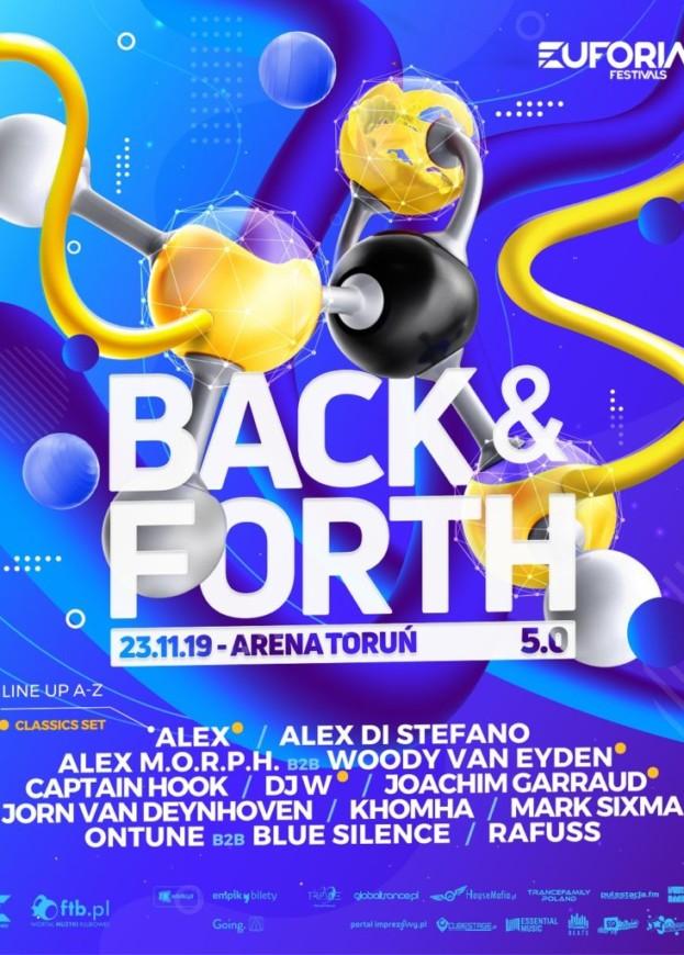 Back & Forth 5.0