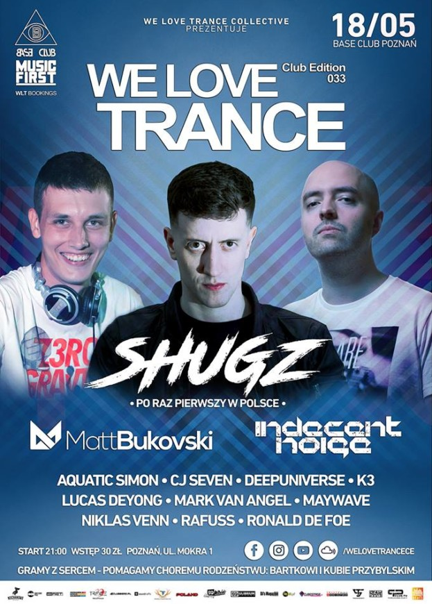 Base Club Poznań – We Love Trance Club Edition 033