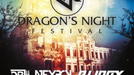 Wygraj bilet na Dragons Night Festival – Żmigród 2019