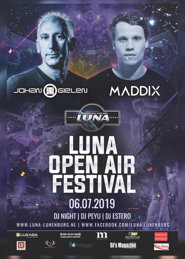 Luna Loosbroek–LUNA OPEN AIR FESTIVAL 2019