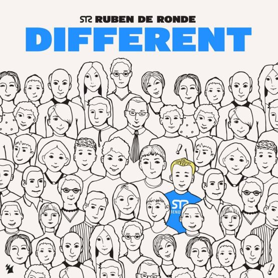 Premiera: Ruben De Ronde – Different