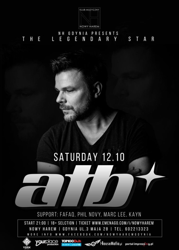 NH Gdynia – The Legendary Star – ATB