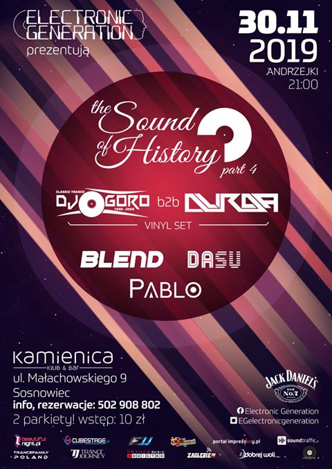 Kamienica Klub & Bar Sosnowiec – The Sound of History part 4