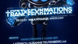 Wygraj bilet na Tranceformations 2020