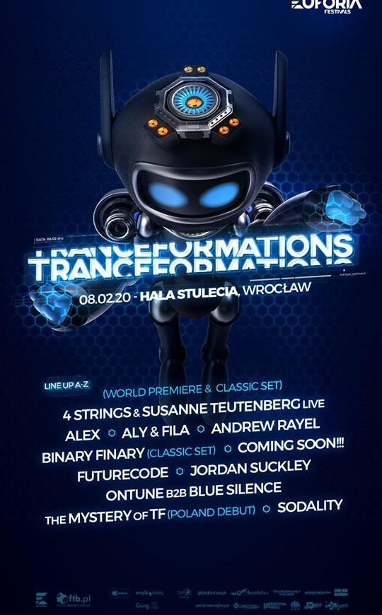 Tranceformations 2020