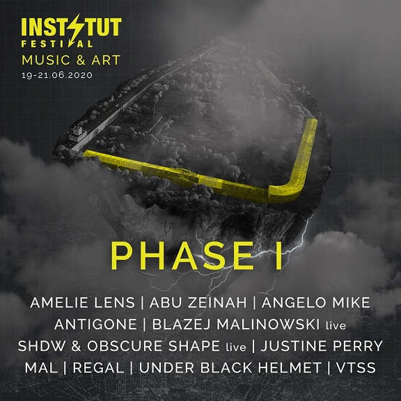 Instytut Festival Music & Art ogłasza pierwszych artystów
