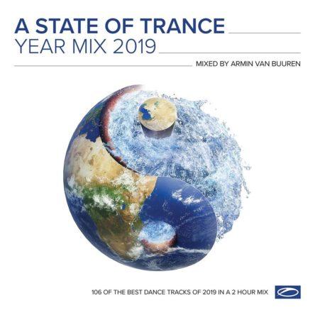 Premiera: Armin Van Buuren – A State Of Trance Year Mix 2019