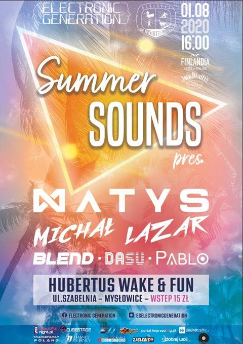 Summer Sounds pres. Matys & Lazar