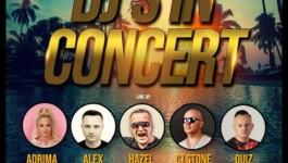 Wygraj bilet na Djs In Concert