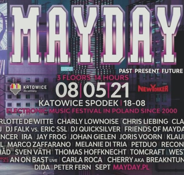 "Mayday Poland ""Past:Present:Future"" 2021"