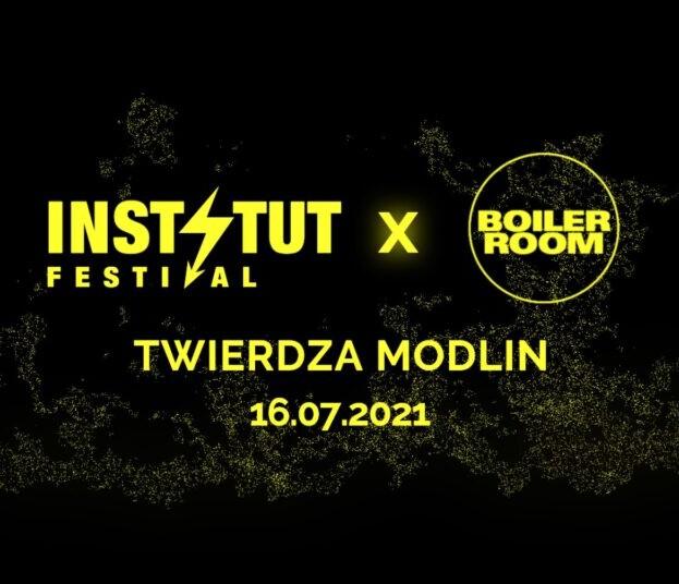 BoilerRoom x Instytut Festival