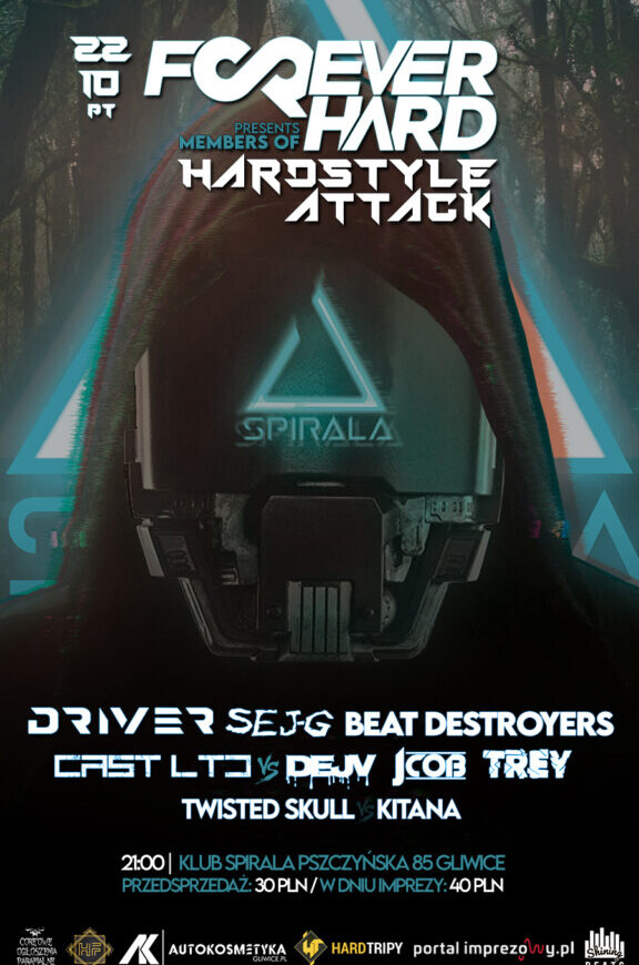 Forever HARD presents Members of Hardstyle Attack